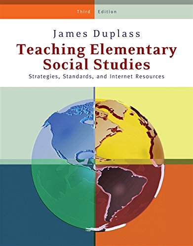Teaching Elementary Social Studies: Strategies, Standards, and Internet Resources (What's New in Education)