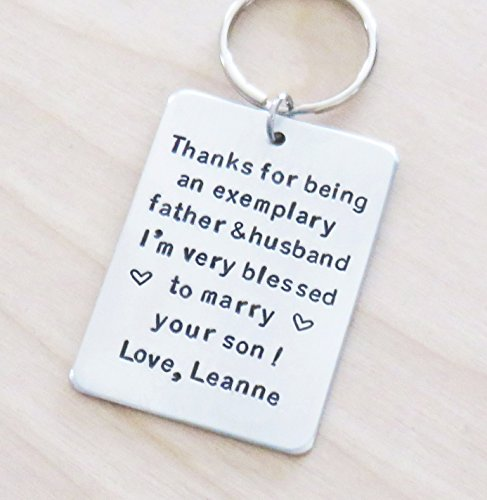 Amazon Com Father In Law Gift Wedding Gift From Bride To Father