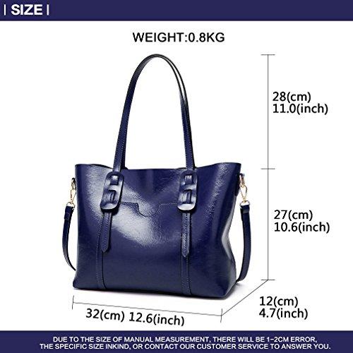Bags Hobo Elegant Handbag Bag Miss Handle Women ny 1856 Bag Dating Satchel Work Top Lulu Ladies Shoulder Leather Pu for 2018 Design qPvqw4YI