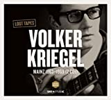 Kriegel: Early Recordings [Lost Tapes Mainz 1963-69] [Volker Kriegel] [Jazzhaus: 101726] by Volker Kriegel
