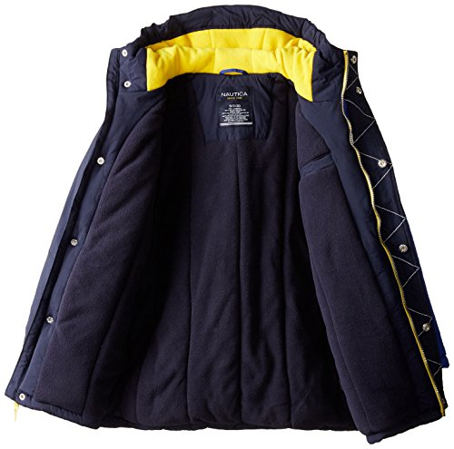 Boys' Navy Coat Block Color Sport Snorkel Nautica OUwdqBTO