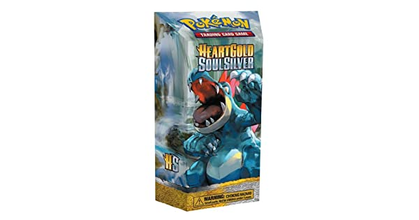 Amazon.com: Pokemon Trading Card Game: HeartGold y ...