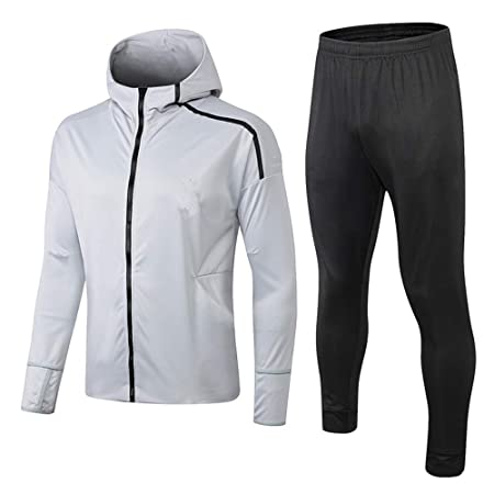Chándal Real Madrid, Jogger Sweat Suit Chándal de Running ...