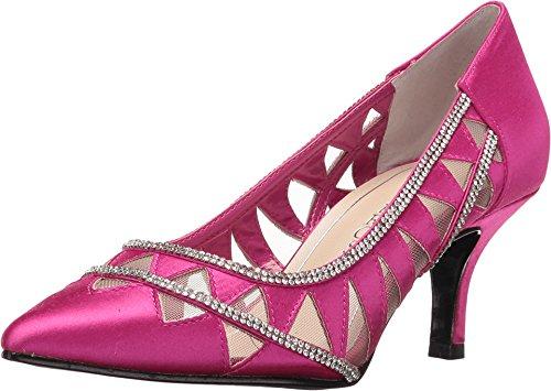 Caparros Womens Fabulous Magenta New Satin RZvU2k