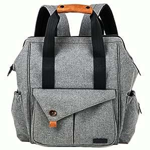 hap tim multi function baby diaper bag backpack w. Black Bedroom Furniture Sets. Home Design Ideas
