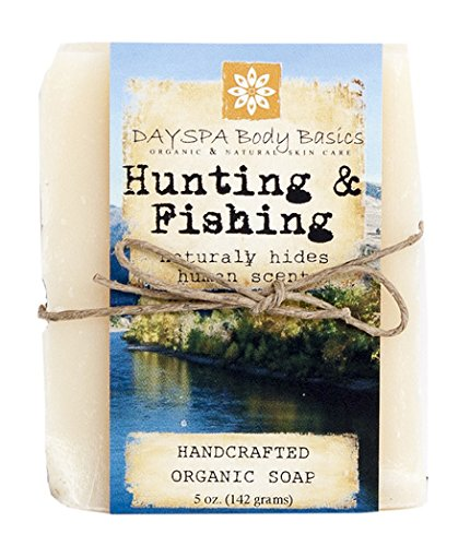 Hunting & Fishing Hand & Body Soap - Naturally Hides Human Scent