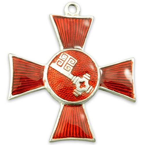 Bremen Collection - OrdersMedals ww2 Germany Collection Cross 'Free City Bremen 1914-1918. (Award) Copy