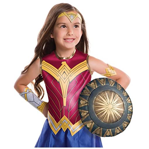Rubie's Costume Wonder Woman Movie Shield Costume Accessory (Child Size)