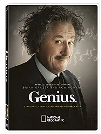 Amazon com: Genius Season 1: Einstein: Geoffrey Rush, Johnny