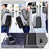 YOUPECK Anti-Theft Laptop Backpack Bags with USB