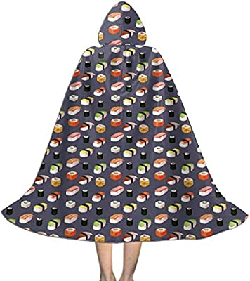 EWTHD - Capa de Disfraz de Sushi Japonesa para Halloween, Unisex ...