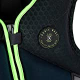 Ronix One Capella 2.0 - CGA Life Vest - Black/Lime