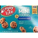 Enjoy Life Foods Mini Cookies, Chocolate Chip (Soft Baked), 6 Oz