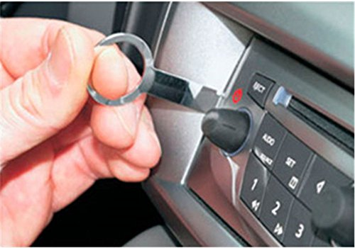 8Pcs Car Stereo CD Radio Head Unit Release Removal Key Tool Set Dash Audio Tools by new (Image #2)'