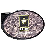 Great American Products U.S. Army Digi Trailer Hitch Cover, Black