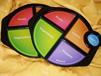 2 Myplate My Plate Spaplate Special