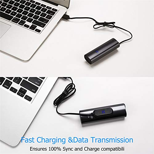 Charging Charger Dock/Charger Base Cradle Station USB Cable for Pax 2/3 Pax  3 Accessories
