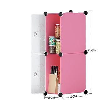 Amazon.de: Shelf Fashion capital Regale Einfache Moderne Eckschränke ...