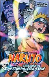 Naruto the Movie Ani-Manga, Vol. 1: Ninja Clash in the Land ...