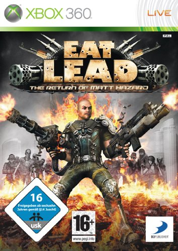 Eat lead : the return of matt hazard (Eat Lead The Return Of Matt Hazard)