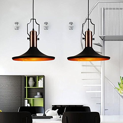 check review today mstar retro industrial pendant light blac