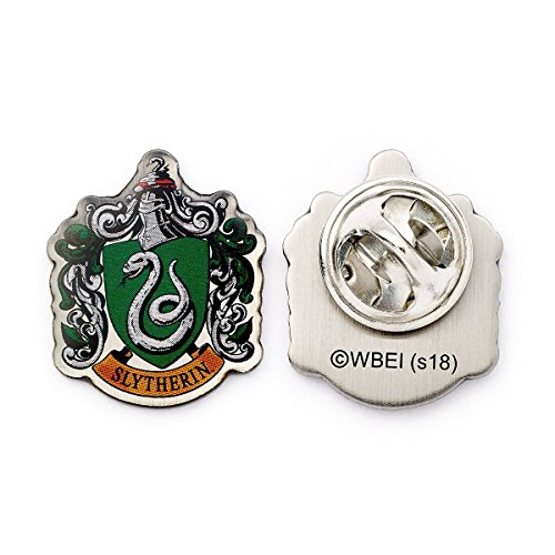 The Carat Shop Slytherin House Crest Pin Badge