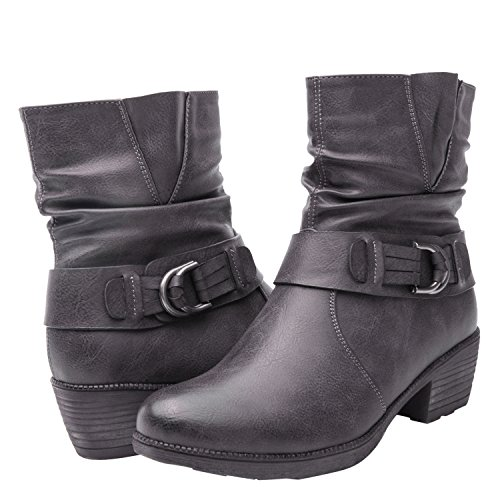 Women's KadiMaya1607-2 Boots 8M