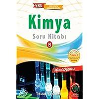 2018 YKS Kimya Soru Kitabı B