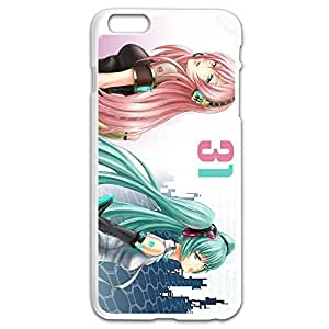 Megurine Luka Fit Series Case Cover For IPhone 6 Plus (5.5 Inch) - Nerdy Skin
