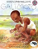 Front cover for the book Galimoto (Reading Rainbow Book) by Karen Lynn Williams