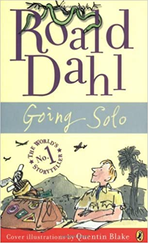Boy And Going Solo By Roald Dahl 4 Sep 2008 Paperback Amazon
