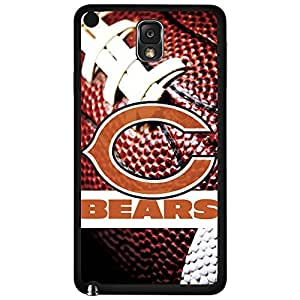 Chicago Bears Football Sports Hard Snap on Phone Case (Note 3 III)