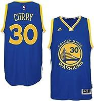 adidas A45910 NBA International Swingman Jersey #30 Stephen Curry, Golden State Warriors, XXL/TTG