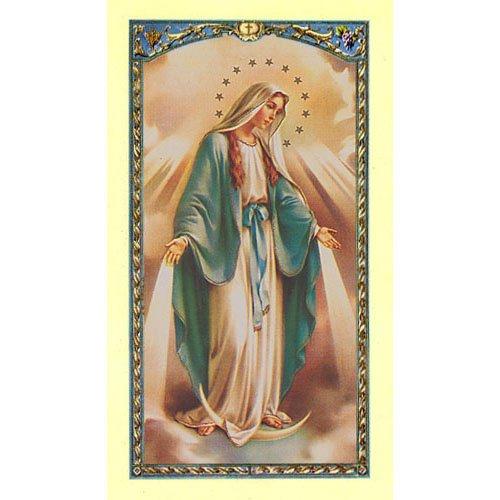 Catholic Holy Card - 5