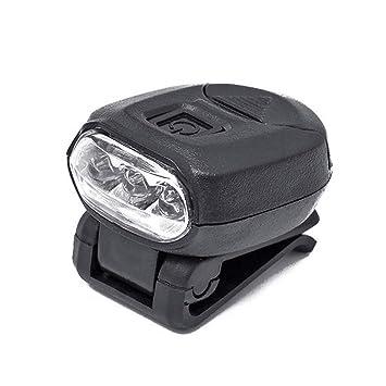 Wiederaufladbare Sensorische Cap Lampe Kopflampe Wiederaufladbare LED Scheinwerfer Hut Clip K/örper Motion Sensor Licht Einstellbar Lampe Kappe