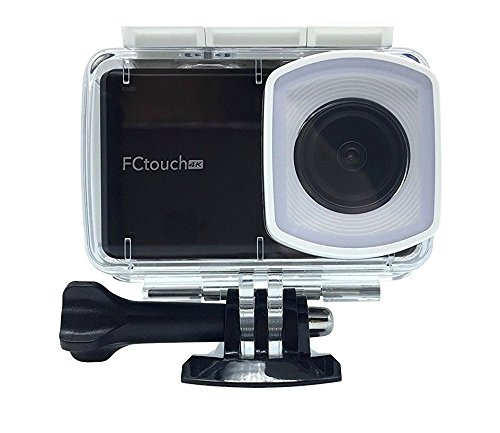 O RLY FCtouch4K Action Sport camera cam SONY IMX078 Lens Full HD 4K 1080p 720p Video Photo bike helmetcam water sport waterproof TOUCH SCREEN 2.4 inch Unicorn Limited