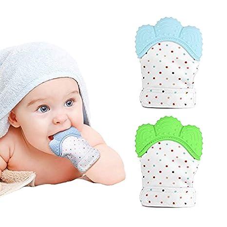 4 Paar Anti-Kratz-F/äustlinge aus Bambus M/ädchen /& Junge Neugeborenes Baby 0-3 Monate