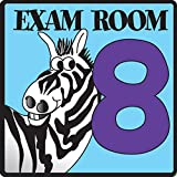 Exam Room 8 Sign