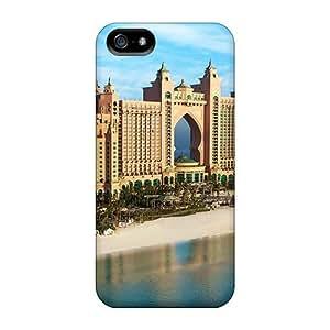 Excellent Design Atlantis The Palm Dubai Phone Case For Iphone 5/5s Premium Tpu Case