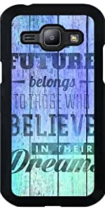 Funda para Samsung Galaxy J1 - Futuro by Andrea Haase