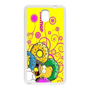 Simpsons movie Case Cover For samsung galaxy Note3 Case