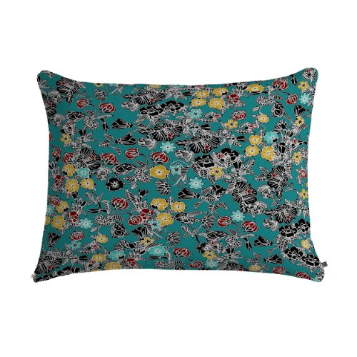 Deny Designs Sharon Turner Cloisonne Flowers Pet Bed, 28 by - Floral Cloisonne Collection