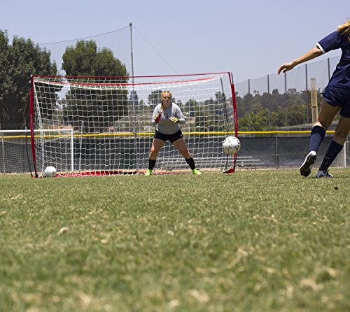 PowerNet Soccer Goal 14x7 Portable Bow Style Net by PowerNet (Image #2)'
