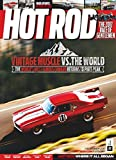 Hot Rod December 2017 issue Vintage Muscle vs. The World