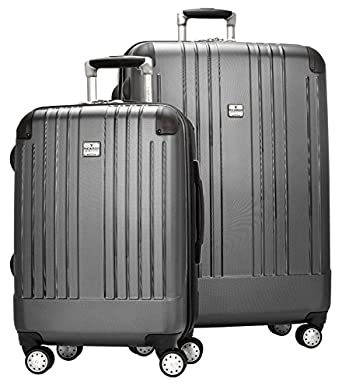Amazon.com | Ricardo Beverly Hills Greenfield 2-Piece 4 Wheeled ...