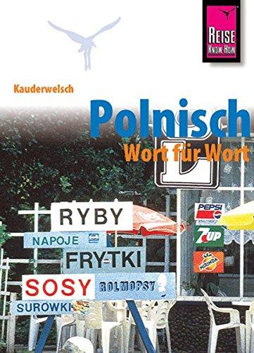 Kauderwelsch, Polnisch Wort für Wort