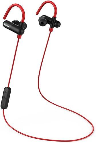 Wireless Bluetooth Headphones,INCHORE Stereo Sport Earbuds Waterproof Sweatproof Earphones Noise Cancelling High definetion Earbuds 7 Hours Playtime