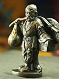Minimum Buddha Statue (large) Journey to the West Sha Wujing New From Japan F/S