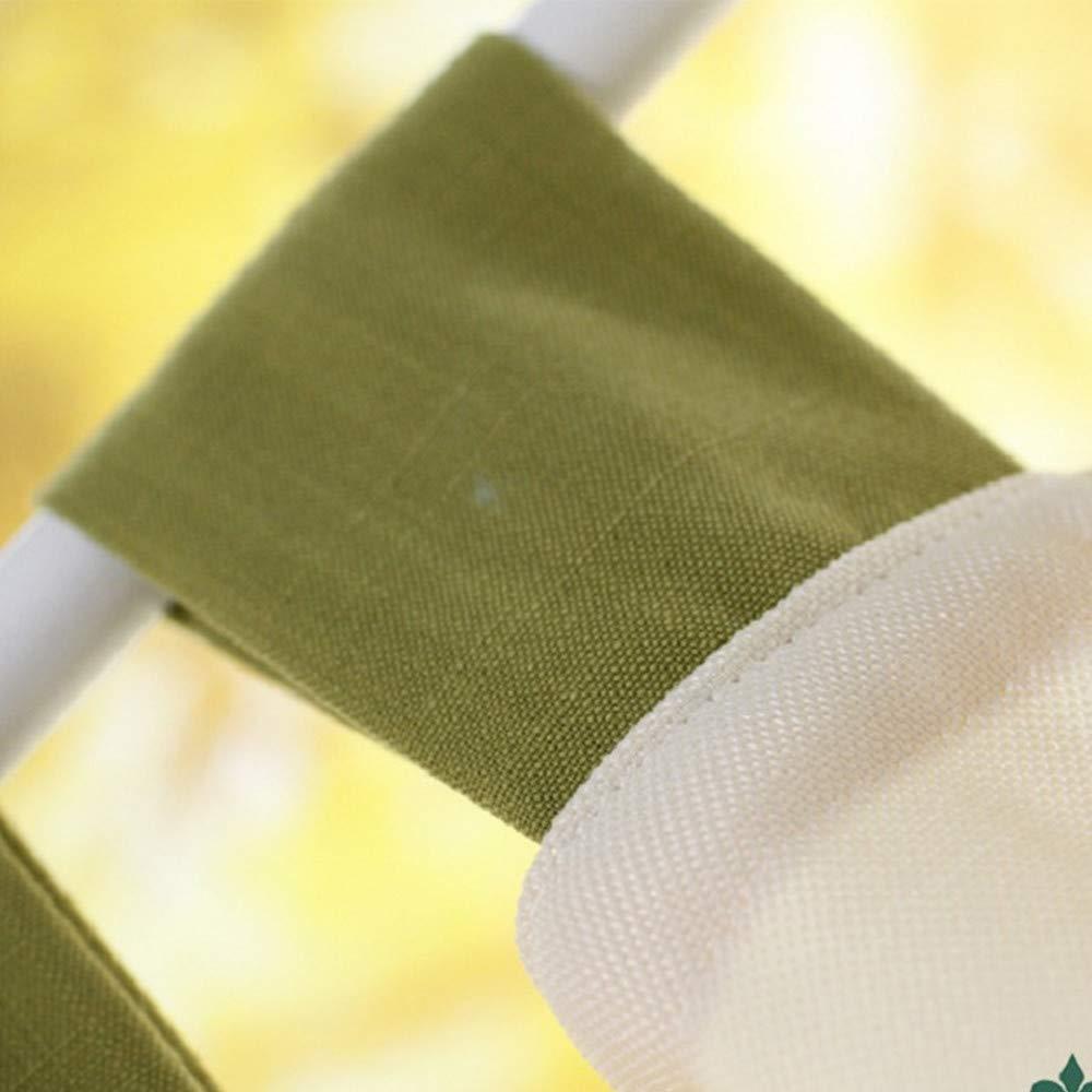 Unimall Demi Rideau D/écoration de Fen/être Voilage Tissu Rideau Courte en Conton pour Petit Fen/être Chambre