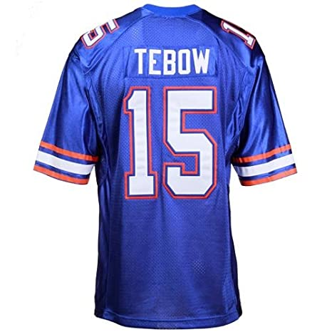newest 3c568 6b8e3 Amazon.com : Nike Tim Tebow Florida Gators #15 Tackle Twill ...